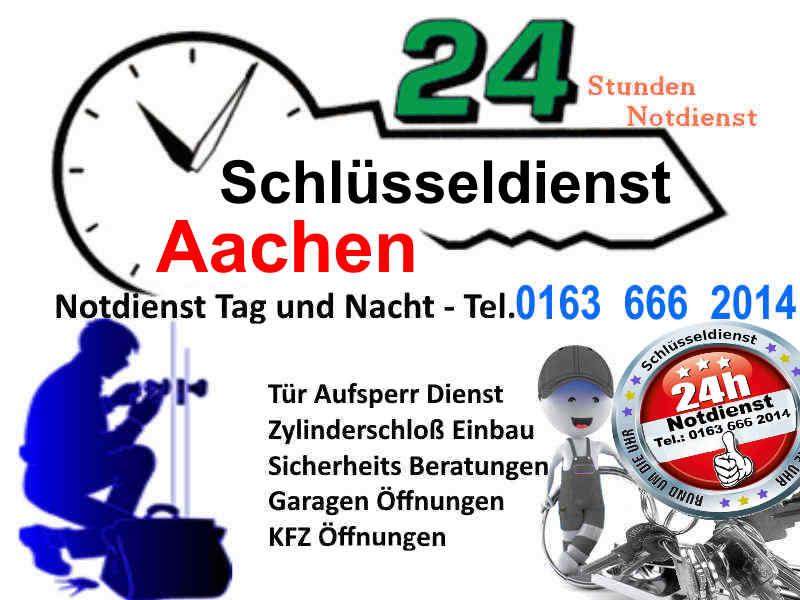 Impressum Schlüsseldienst Aachen - Tür Öffnen - Kreis Aachen Adresse Telefon Nummer